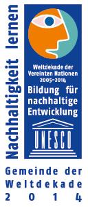 Logo UN-Dekade 2014