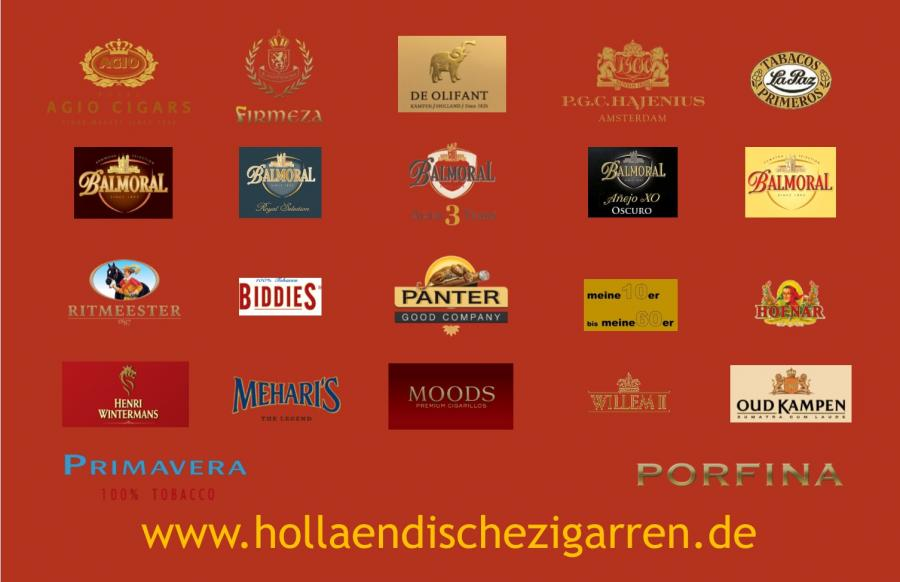 Logo Zigarrenhandel
