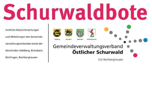 Logo Schurwaldbote