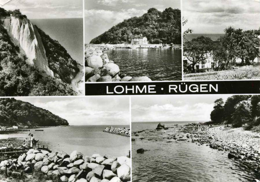 Lohme Rügen 1973