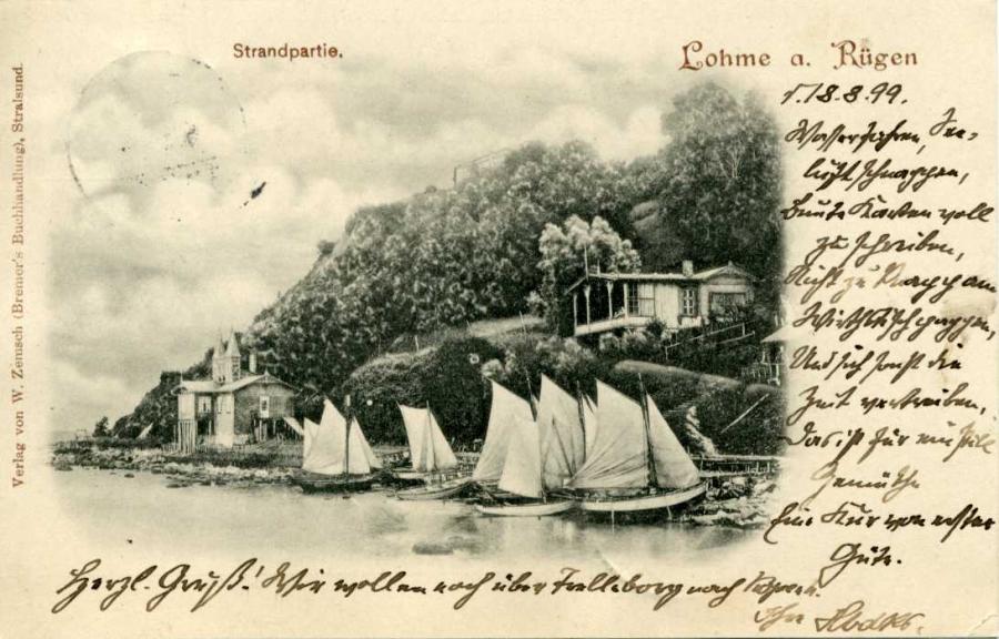 Lohme 1899
