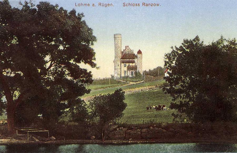 Lohme a. Rügen Schloss Ranzow