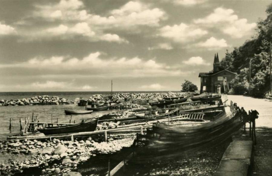 Lohme Strand 1975