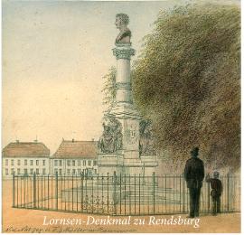 Lornsen-Denkmal