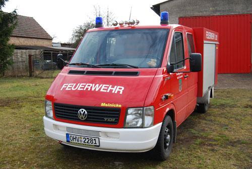 Feuerwehrauto LT