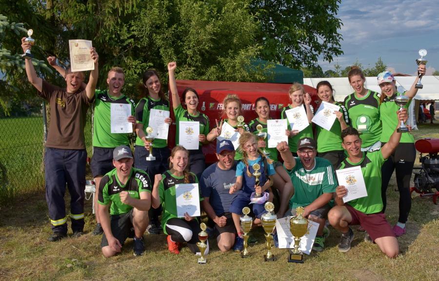 LUB Lindendorf 28. Kreismeisterschaft FFW (63)