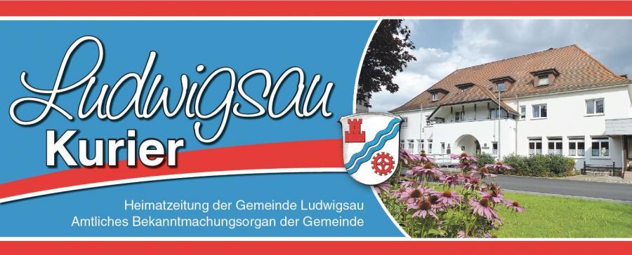 Logo Ludwigsau-Kurier