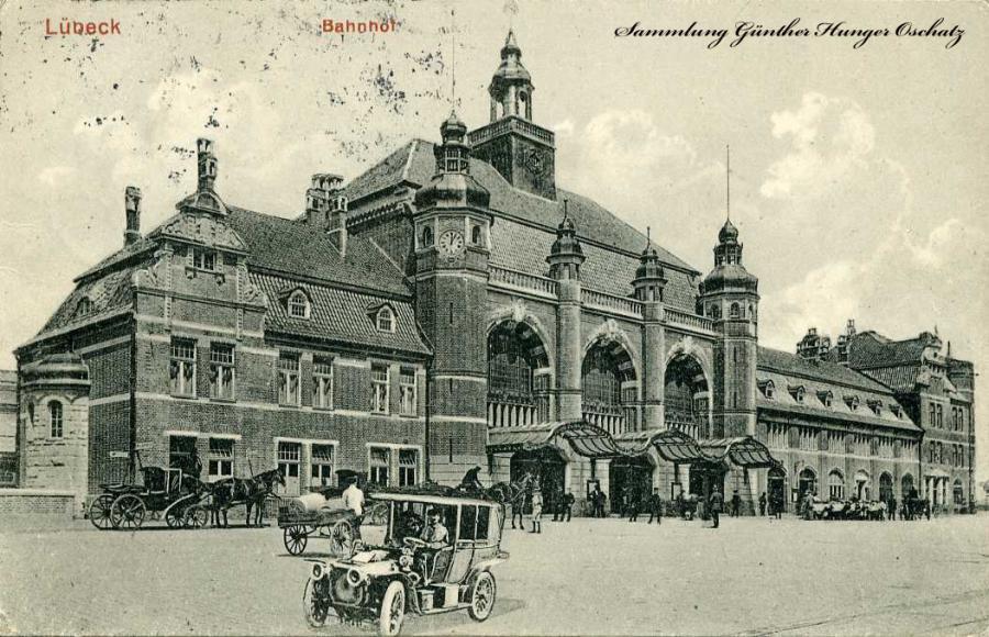 Lübeck Bahnhof