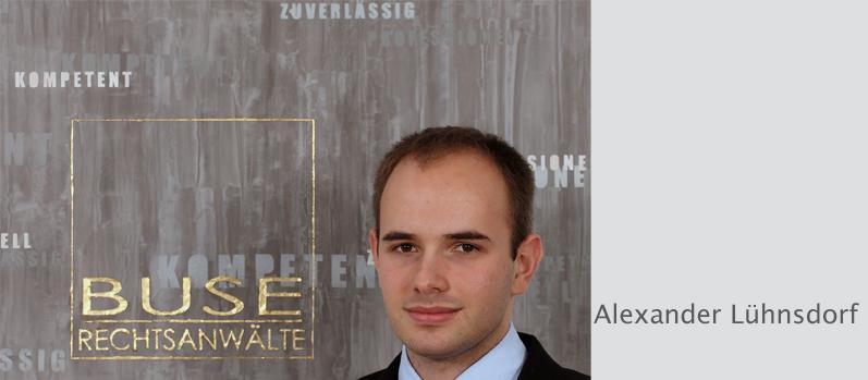 Alexander Lühnsdorf