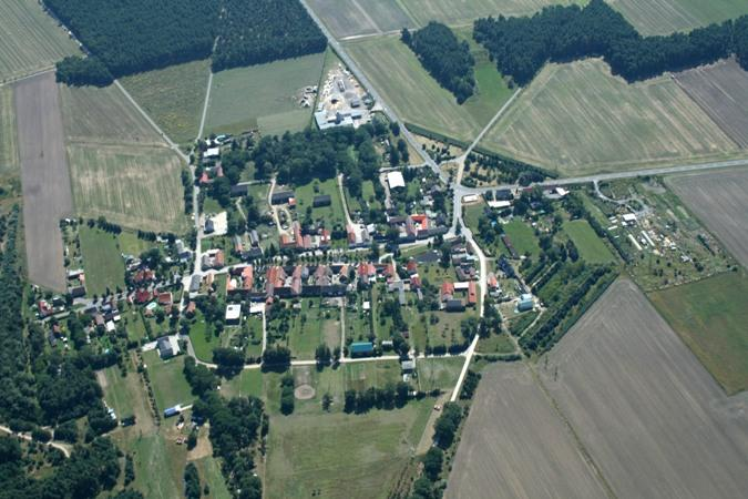 Woschkow Luftbild