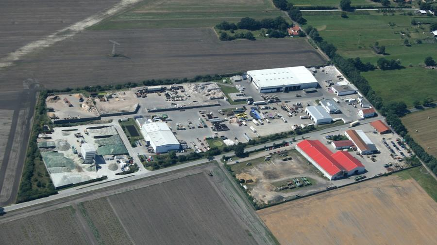 Luftbild Birenweg