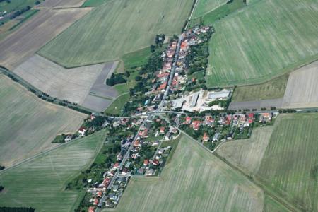 Saalhausen Luftbild