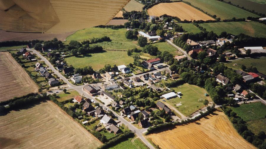 Luftbild Ausacker