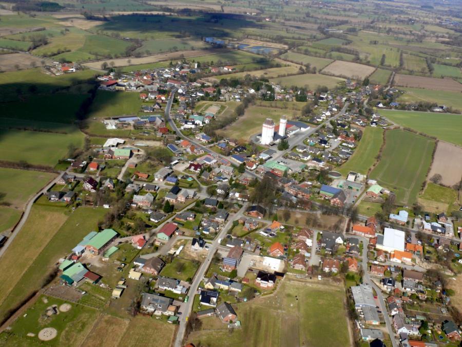 Luftbild Oering