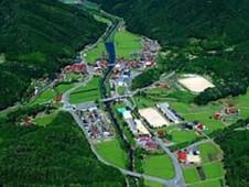 Luftbild von Asahi