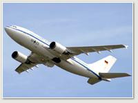 Luftwaffe A310 10+23 VIP Kurt Schumacher