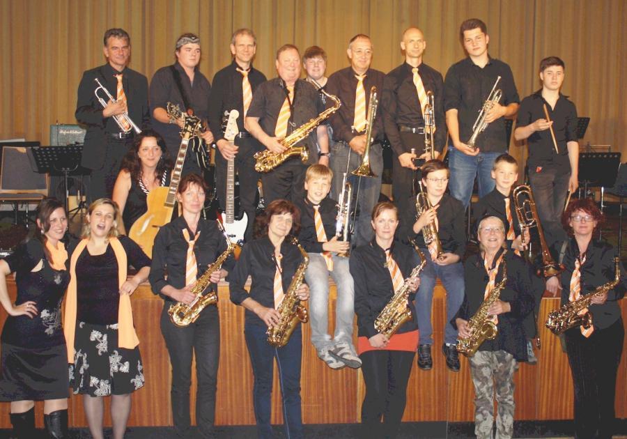 Lulu Big Band, Foto: privat