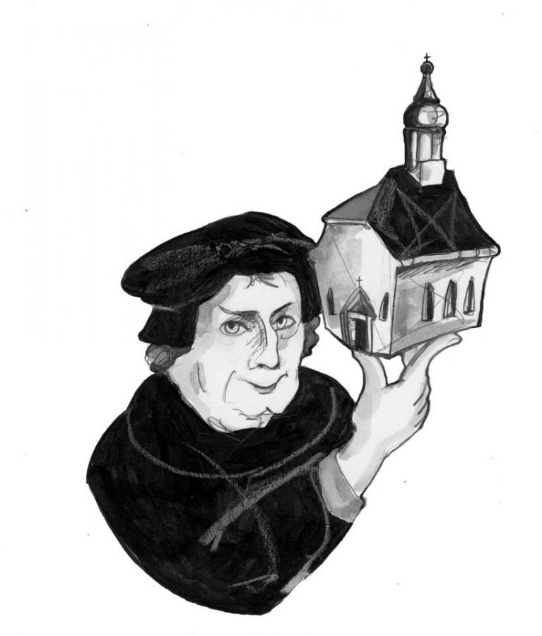 Luther-Logo