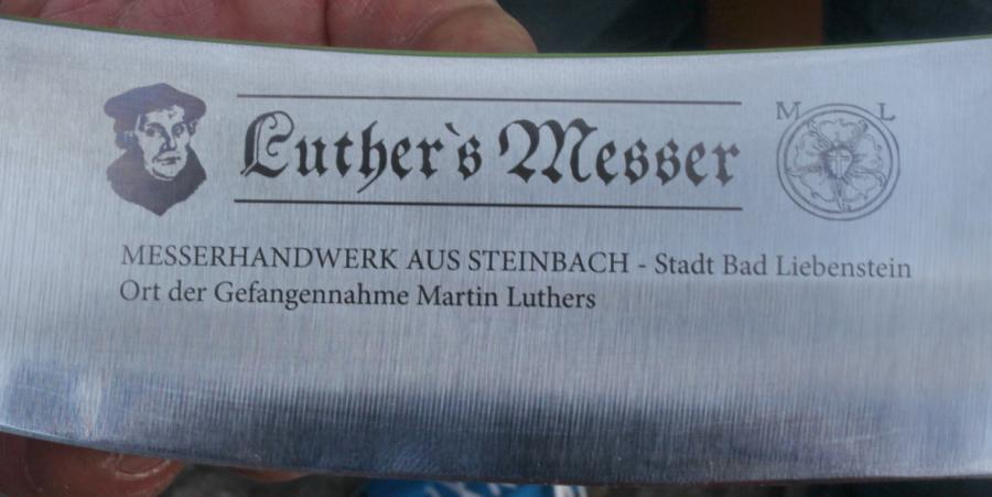 Luthers messer