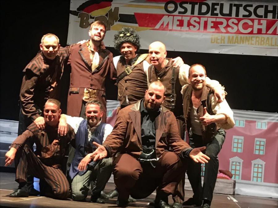 Ostdeutsche Meisterschaft Männerballette BvDM
