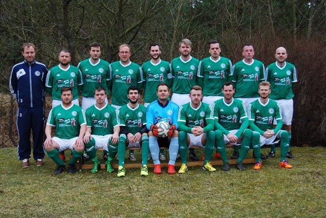 Männermannschaft 2017