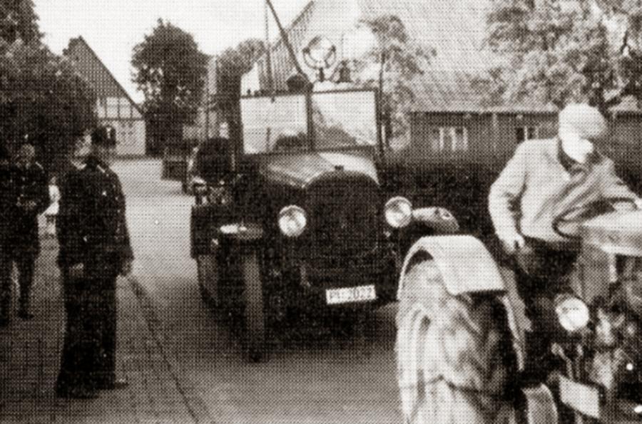 Kraftfahrspritze (KS), Magirus, 1940