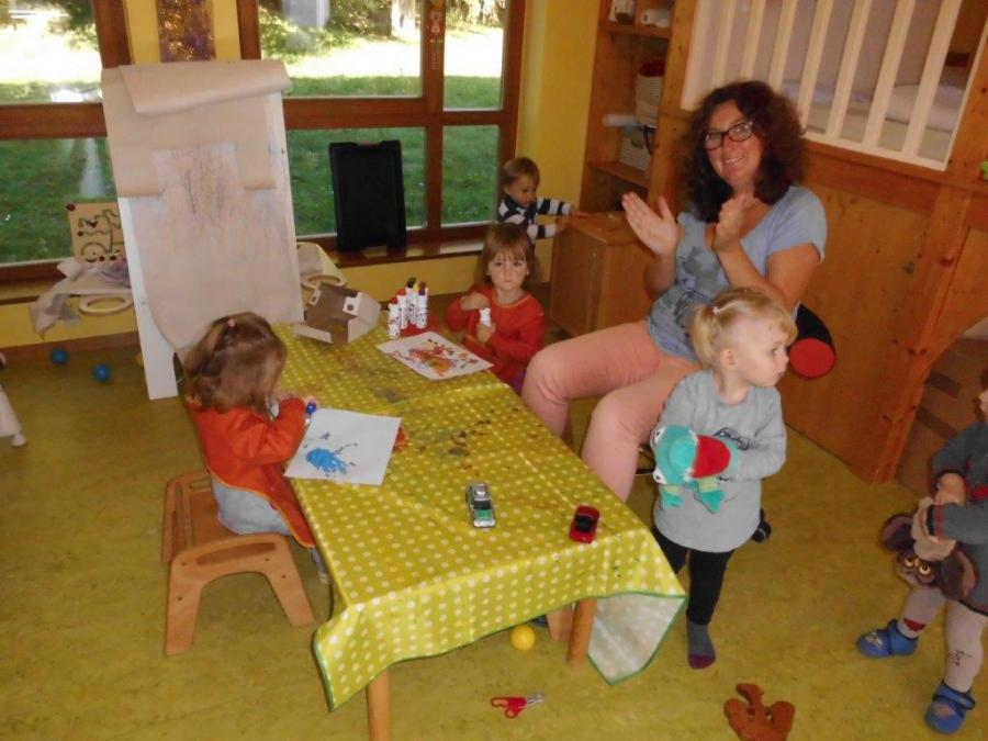 Ev Kindertagesstätte Bambi Bad Sachsa Kreative Angebote