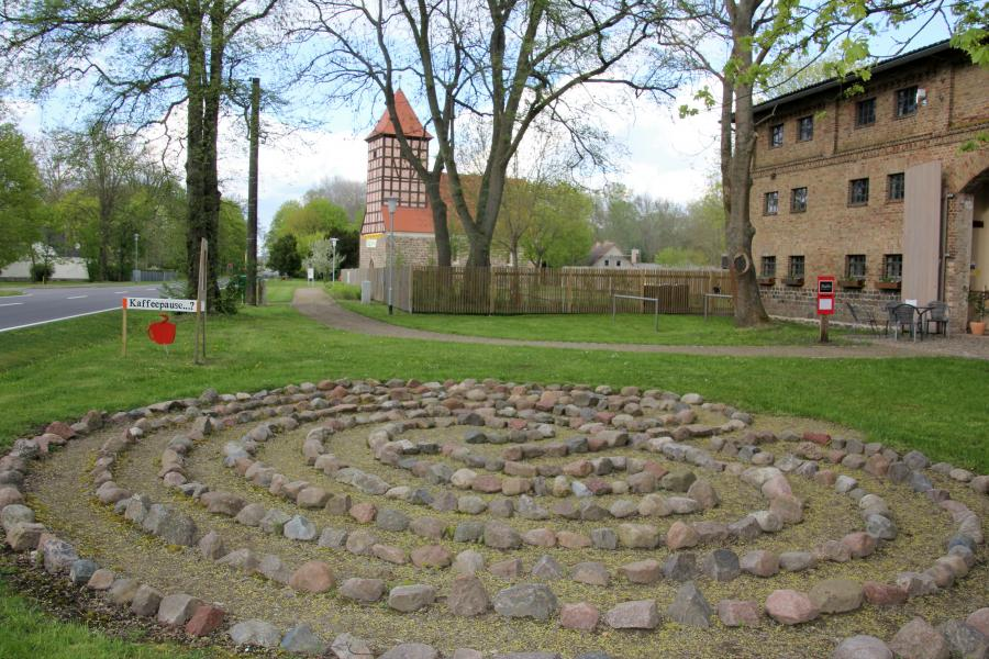 Am Labyrinthpark in Malchow