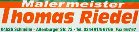 Sponsor Malermeister