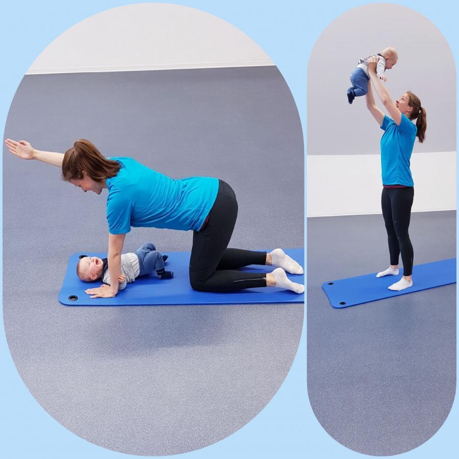 Mama Pilates
