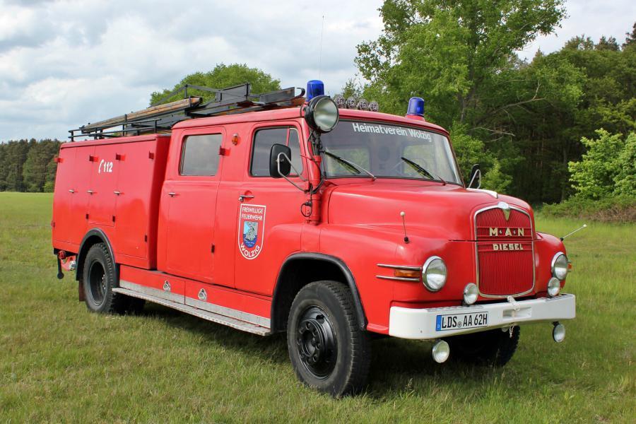 LF 16 der Löschgruppe Wolzig, ehemals 8/44-1