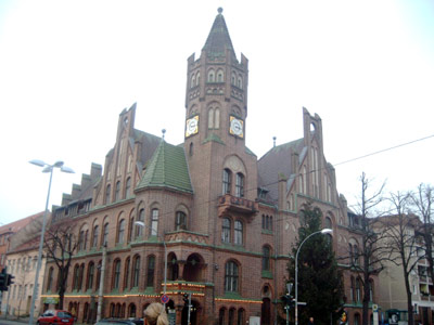 Rathaus Babelsberg