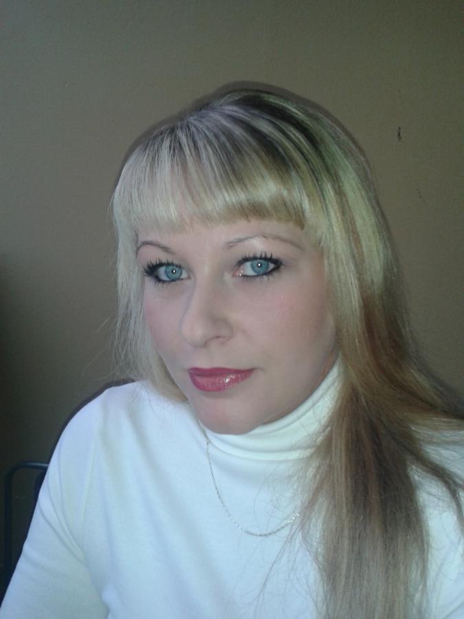 Kosmetikerin Mandy Klotzsch