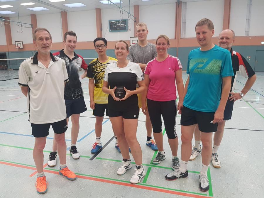 Mannschaft Erwachsen Badminton