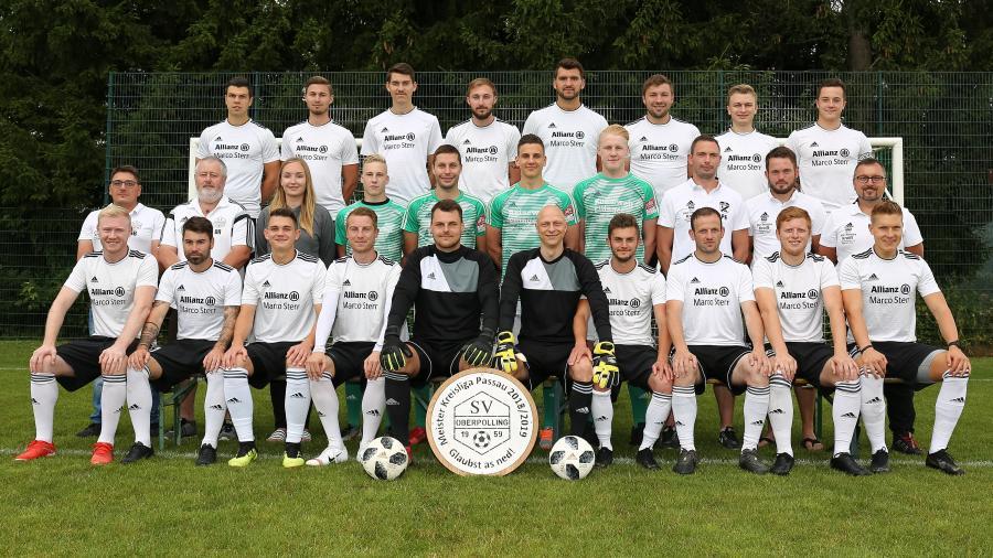SV Oberpolling e.V. Saison 2019/2020
