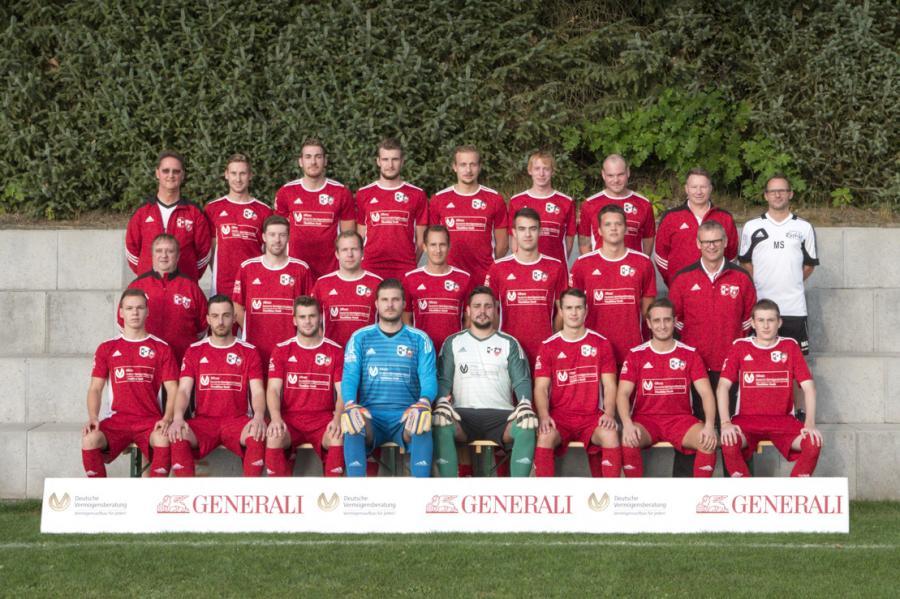 1. Mannschaft Männer der SG Herdwangen/Großschönach Saison 2018/2019
