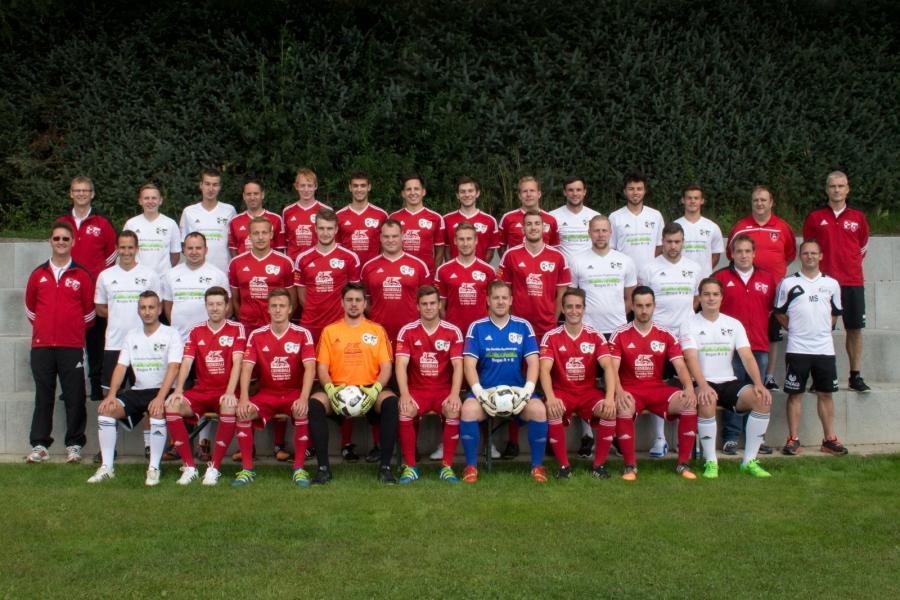 1. Mannschaft Männer der SG Herdwangen/Großschönach Saison 2016/2017
