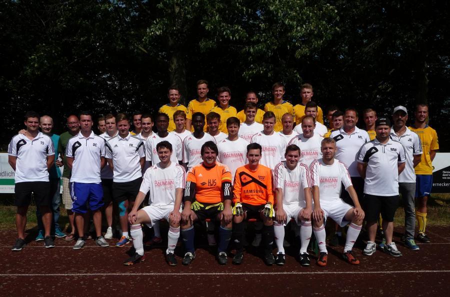 Mannschaft 2016 2017