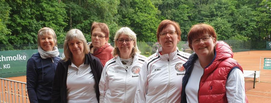 Damenmannschaft neu