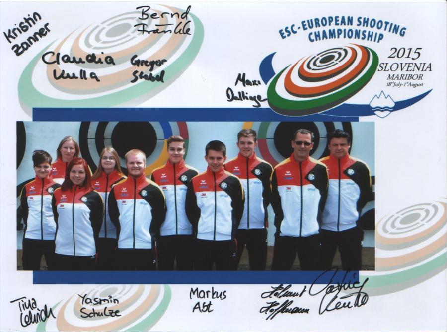 Deutsches Junioren -Team