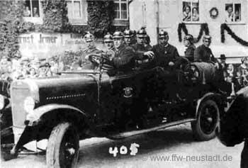 Mannschaftswagen 1930