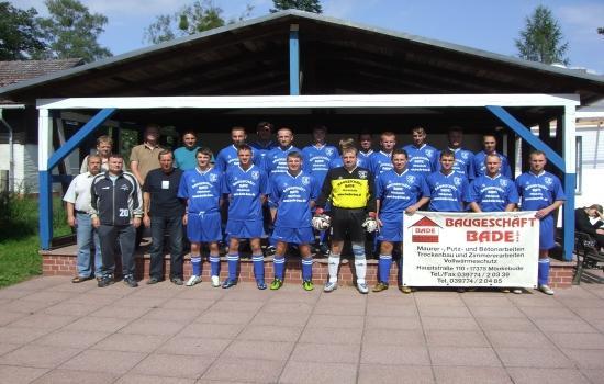 Fußballmannschaft 2