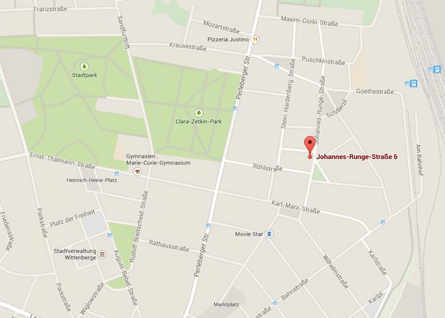 Maps Johannes-Runge-Straße