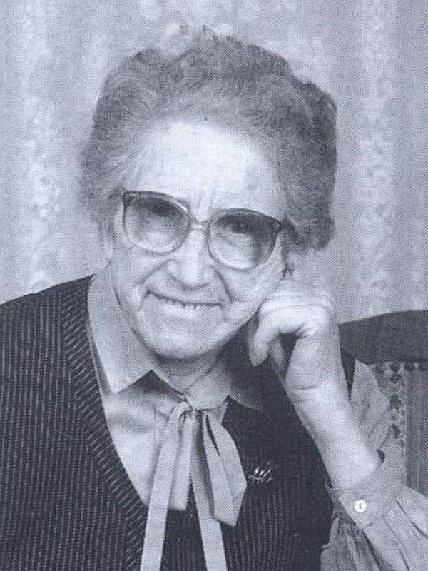 Maria Stegmaier