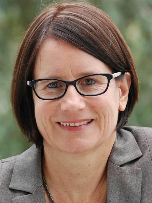 Marie-Agnes Heine, Leiterin der Kommunikationsabteilung der EMA