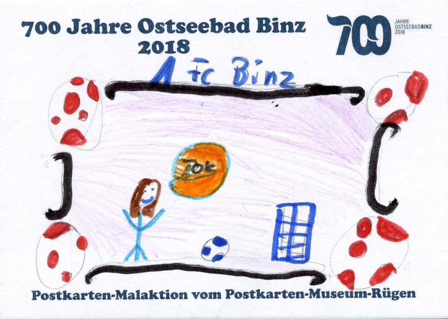 Marie - 8 Jahre - Binz