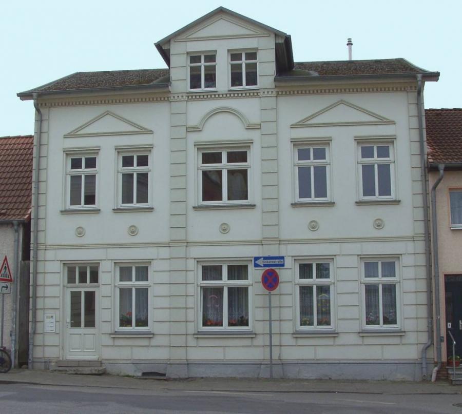 Wohnhaus Markt 1
