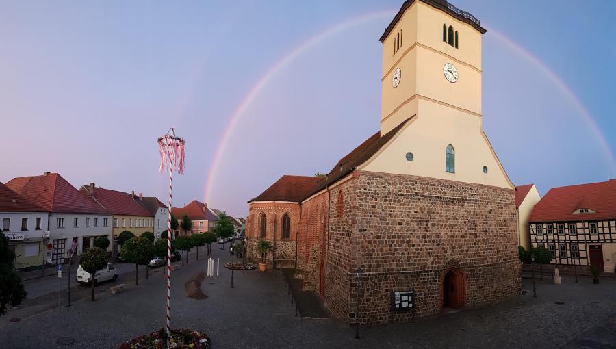 Herzliche Einladung zu den Oster-GD in Beelitz.