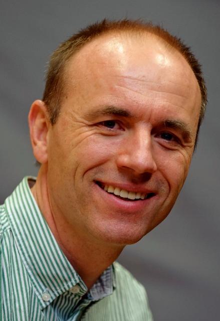 Bürgermeister Markus Eugler