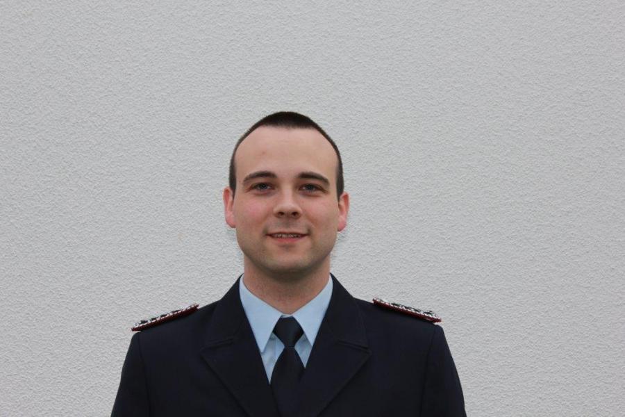 Stellv. Ortswehrführer Markus Küster